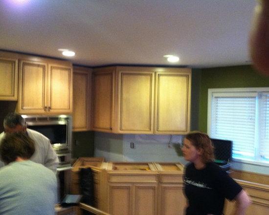 Parker Kitchen Remodel - CC&J Designs, LLC
