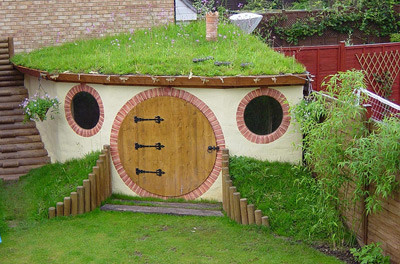 Best kids' toys of 2013: Hobbit playhouse | Cool Mom Picks