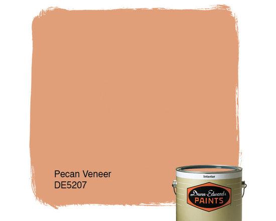 Dunn-Edwards Paints Peacan Veneer DE5207 -