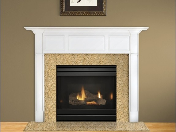 Heat & Glo DV3732SBI Gas Fireplace indoor-fireplaces
