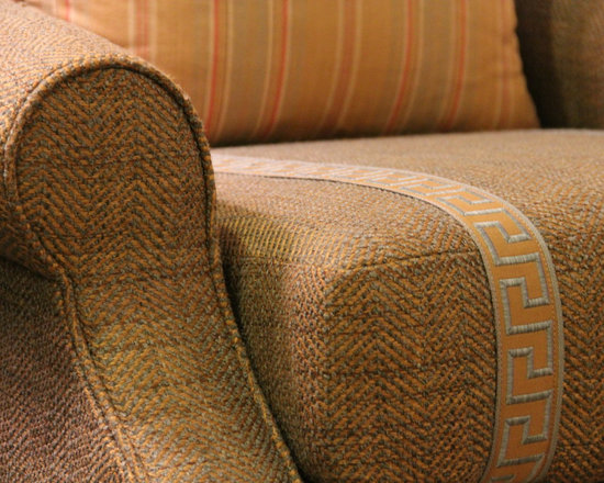 Upholstered Chair -