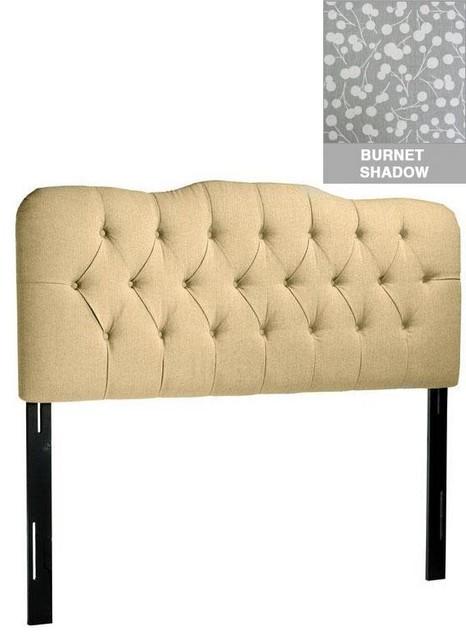 Custom Isabella Upholstered Headboard modern-headboards