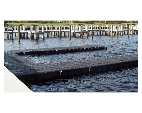 Floating Docks and Walkway Systems - Our floating dock or floating walkway systems work in deep water, shallow water or even no-water conditions. They are available in any shape, size or design that you would need. Contact us at JetDock.com today for more information.
