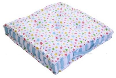 Multi Coloured Stars - Floor Cushion modern-decorative-pillows