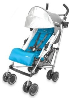 UPPAbaby G-luxe Stroller in Sebby contemporary-kids-toys-and-games