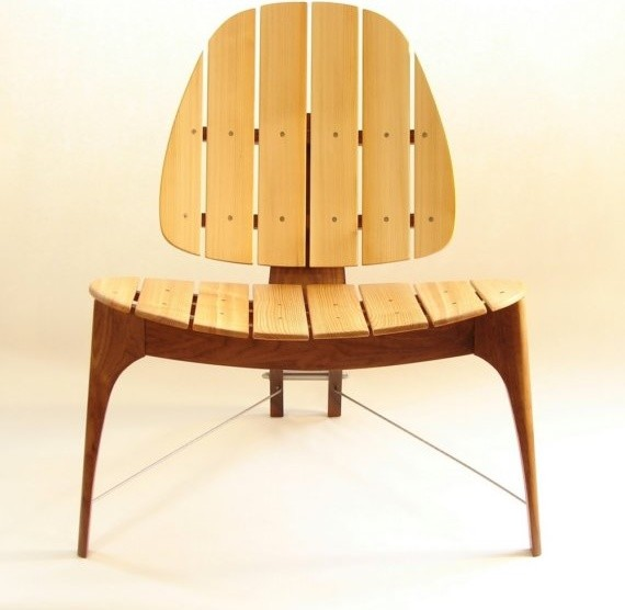 Modern Patio Chair by Fillingham Art Furniture Design modern outdoor chairs