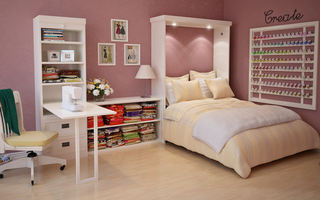 The Elsa Murphy Bed Murphy Beds Other Metro By Old