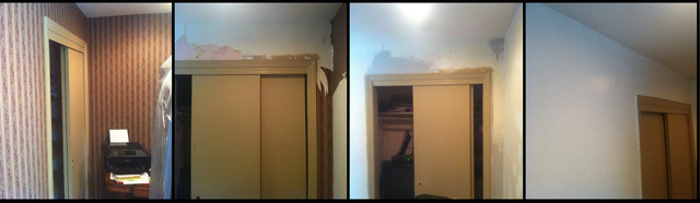Wallpaper Removal, Priming, Painting in Morristown, NJ 07960 contemporary