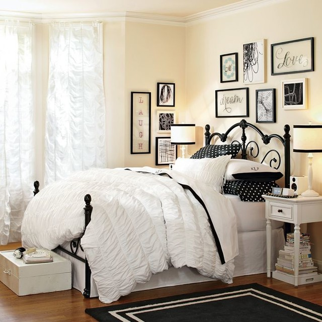 Ruched Quilt + Sham, White quilts-and-quilt-sets
