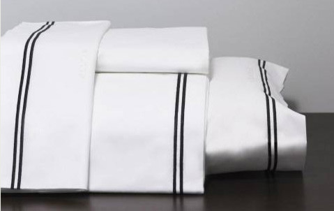 Frette White Hotel Linens traditional bedding