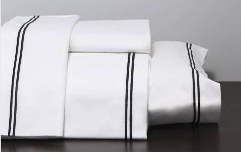 Frette White Hotel Linens traditional-bedding