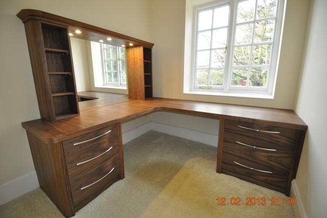 Bespoke Dressing Table - Modern - Bedroom & Makeup Vanities - other ...