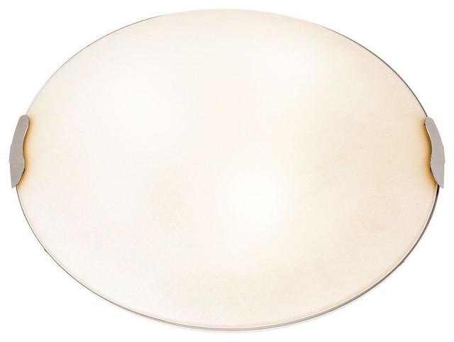 Access Lighting-23023-Linen Flush Mount contemporary-ceiling-lighting
