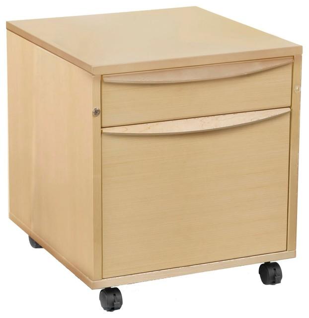 Original Contempo Lateral File Tuxedo  Modern  Filing Cabinets