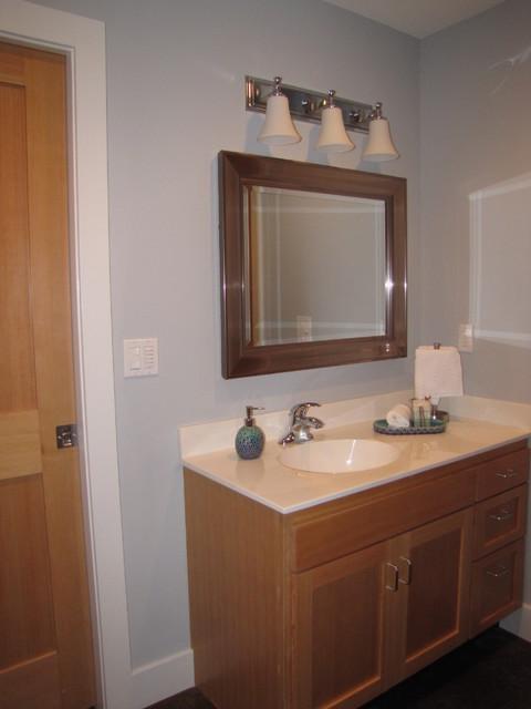 Maids Room contemporary-bathroom