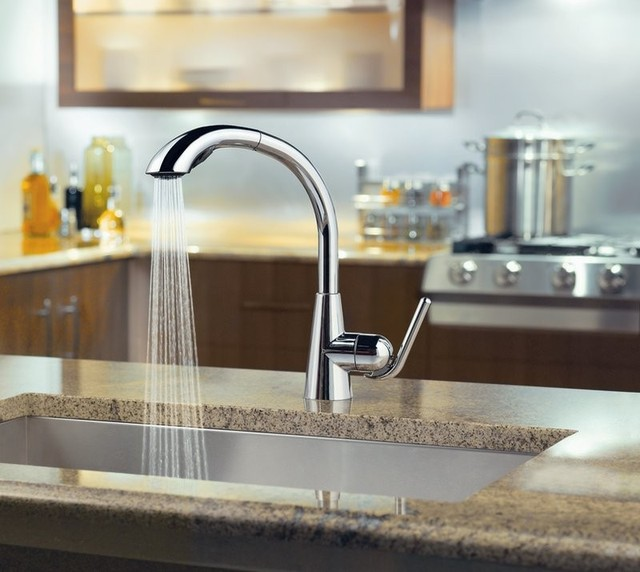 kitchen faucet modern kitchen faucets new york by expressdecor