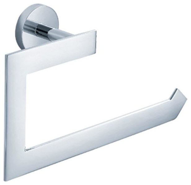 Kraus Imperium Bathroom Accessory Towel Ring contemporary-towel-bars-and-hooks
