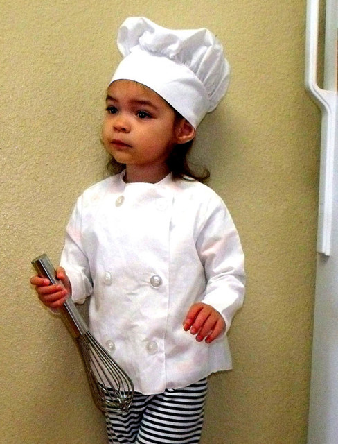 Lil Chef Dress Up Costume by All My Heart traditional-kids-toys-and-games