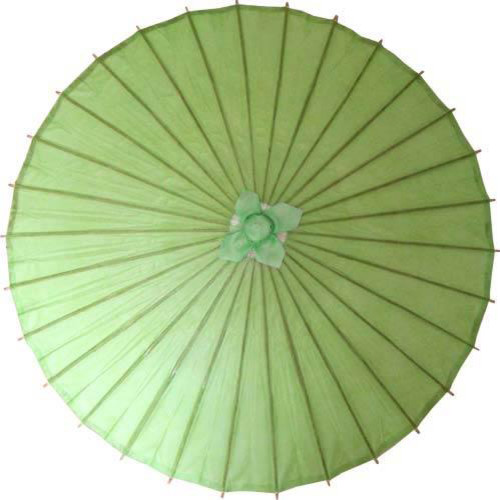 Sultry Lime Parasol asian-accessories-and-decor