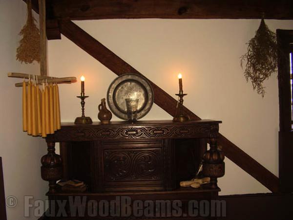 Synthetic Wood Corbels