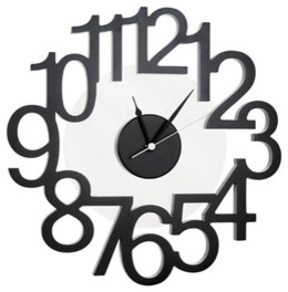 Rondo Wall Clock contemporary clocks
