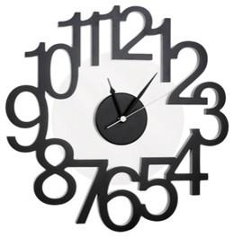 Rondo Wall Clock contemporary-wall-clocks