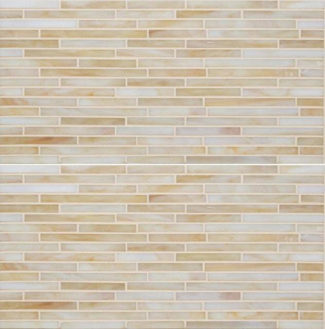 Gigi's Groovy Stixx- AlysEdwards Glass Tile eclectic-tile