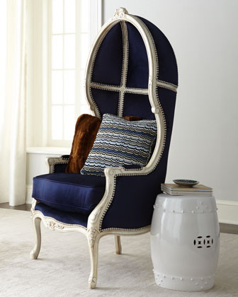 Eclectic Armchairs And Accent Chairs by Neiman Marcus