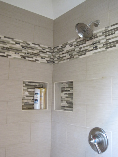 linen tile in shower.JPG