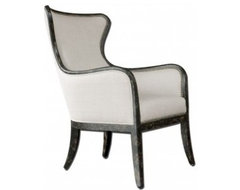 www.essentialsinside.com:sandy wing back armchair contemporary furniture
