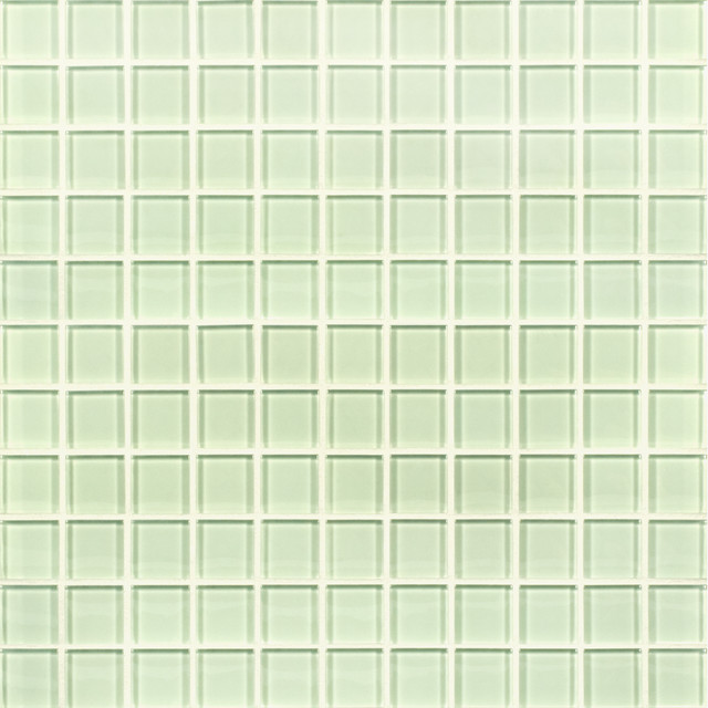 Artistic Tile Opera Glass Collection - M Butterfly Straight Joint Square Mosaic mosaic-tile
