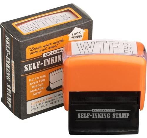 wtf stamp modern-desk-accessories