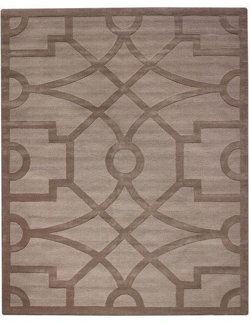 Martha stewart living fretwork area rug contemporary for Best area rug websites