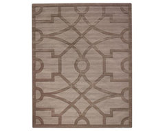 Martha Stewart Living Fretwork Area Rug contemporary-rugs