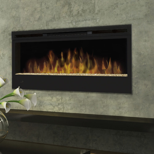 Synergy Wall Mounted Electric Fireplace Modern Outdoor