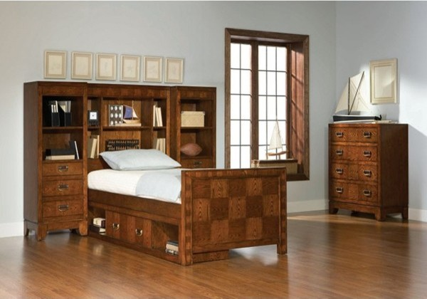 broyhill whitson twin bookcase bedroom set 6735 bookcase set