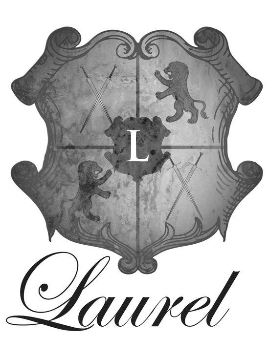 Montage European Oak- Laurel - Our Logo for our Montage European Oak-Laurel Collection