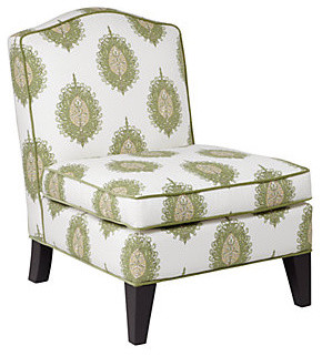 Simone Accent Chair modern-living-room-chairs