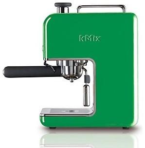 Delonghi kMix Espresso Maker, Green coffee-and-tea-makers