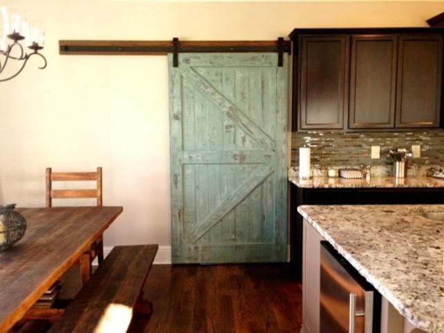 Barn Doors contemporary-interior-doors