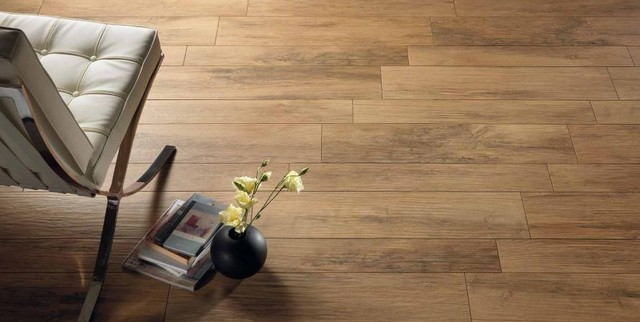 Xilema Porcelain Floor Tile - Wood looking  floor tiles