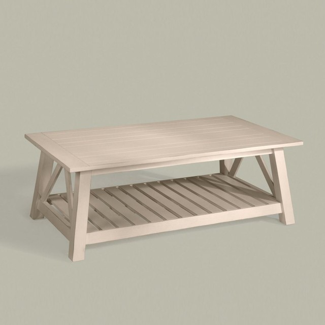 Tango Cottage Coffee Table Traditional Coffee Tables By Ethan