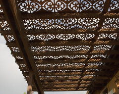 Parasoleil patterns mediterranean outdoor umbrellas