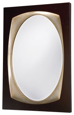 Brody Wall Mirror - 24W x 32H in. contemporary-mirrors