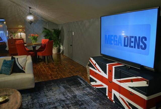 MEGA DENS SEASON 5 eclectic-family-room