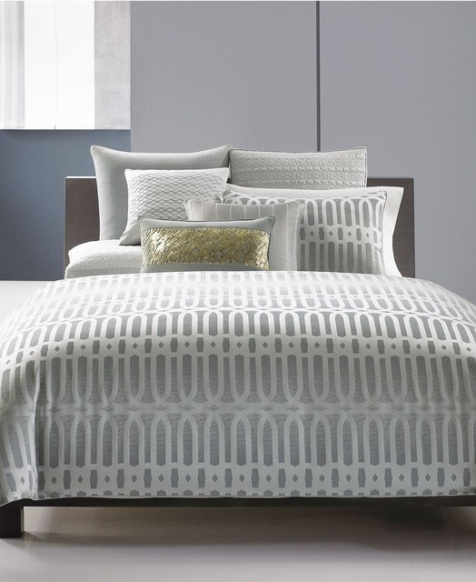 Hotel Collection Bedding, Long Links Collection - Bedding Collections - Bed & Ba quilts