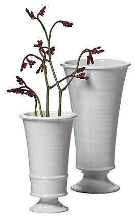 Simon Pearce Cavendish Vase modern-vases