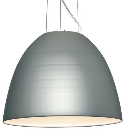 nur fluorescent suspension contemporary pendant