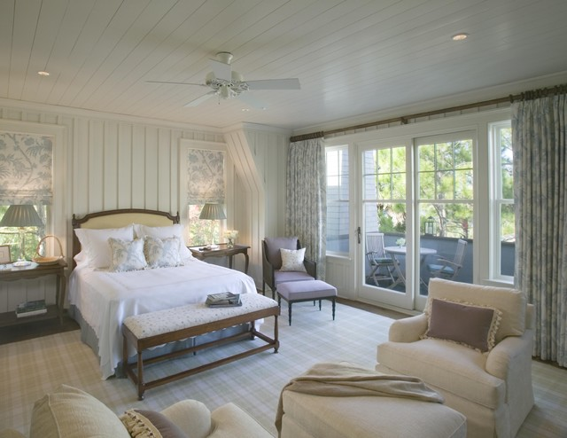 Master Bedroom Shabby Chic Bedroom Charleston By Christopher A Rose A