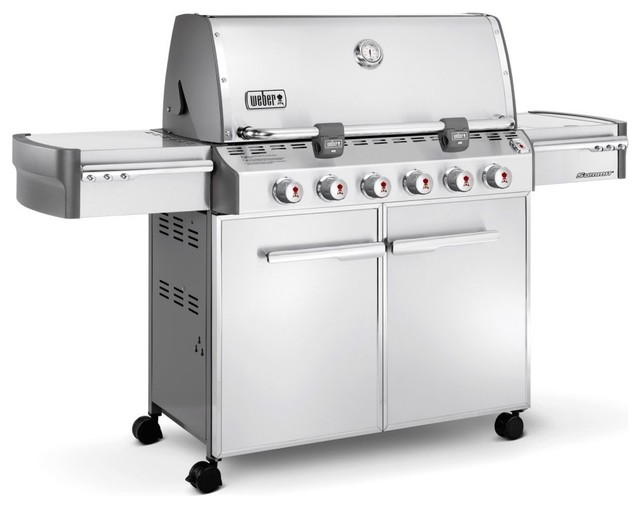 weber summit s 620 stainless steel gas grill propane. Black Bedroom Furniture Sets. Home Design Ideas